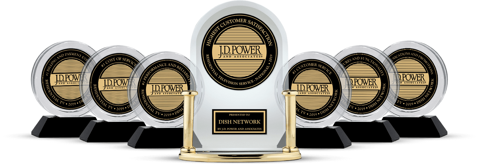 DISH Customer Satisfaction - Ranked #1 by JD Power - Young Ideas in Wills Point, Texas - DISH Authorized Retailer