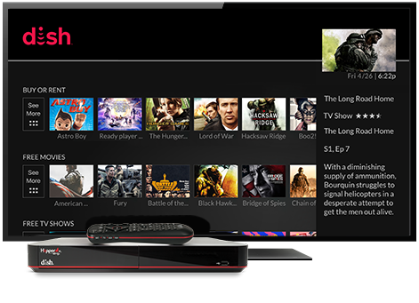 Ondemand TV from DISH | Young Ideas